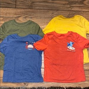 4 Old Navy T-shirts